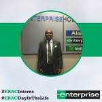 Day in the Life: Enterprise Intern T.J. S.