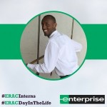 Day in the Life: Enterprise Intern Feysel R.