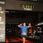 Ironwoman Completes Ironman