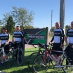 Cycling for a Hero