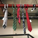 Leaving a legacy (and a tie) in Brooklyn