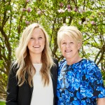 Mother and daughter share Enterprise bond